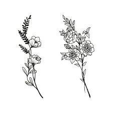 Resultado de imagen para single blossom tattoo