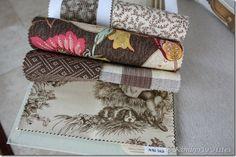 Vervain Fabrics Charles Faudree | ... Belle Époque Home: I SPY #2 Vervain Fabric–Charles Faudree Designs