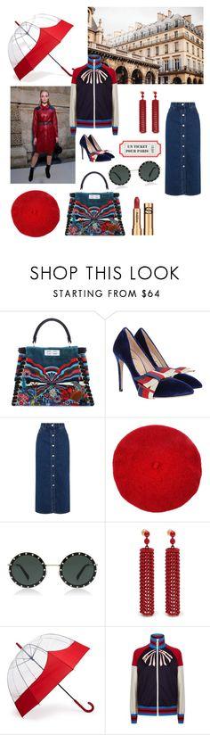 Designer Clothes, Shoes & Bags for Women Fendi, Gucci, Paris Paris, Prada, Louis Vuitton, Shoe Bag, Polyvore, Stuff To Buy, Accessories