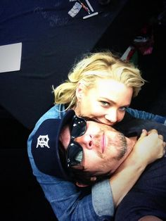 Norman e Laurie