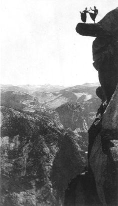 Glacier Rock, Yosemite National Park, 1890s