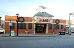 "Baltimore's ""New"" Cross Street Market"