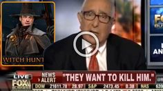 "Ben Stein SLAMS ""Witch Hunter"" Mueller! He ""Wants to KILL the Political Career and maybe Take Away the FREEDOM of President Trump."""