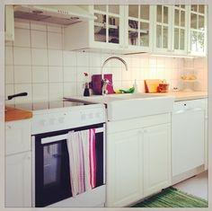 My blog from Ostuna: Finally, my new kitchen!
