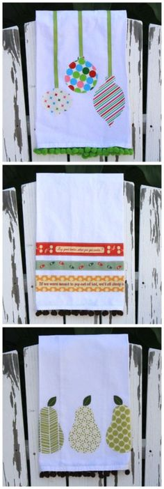 38 best ideas for sewing aprons hand towels Embroidery Fabric, Hand Embroidery Designs, Embroidery Patterns, Applique Towels, Grey Hand Towels, Crochet Towel, Sewing Aprons, How To Dye Fabric, Dyeing Fabric