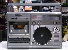 モノラル整備品 - ラジカセ・ヴィンテージ家電、オーディオの販売・修理