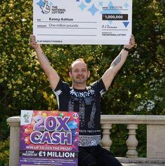 Articole Stiri pe PariuriX.com: Un britanic a tras lozul cel mare! Câștig fabulos dintr-un loz răzuibil cu doar două zile înainte să devină tată!