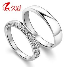 925 sterling silver rings men love long life have you couple rings on the ring couple female ring silver jewelry