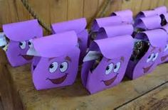 dora the explorer backpack favors/goody bags - Bing images