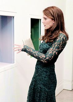 The Duchess of Cambridge attends the Portrait Gala 2017 at the National Portrait Gallery on March 28, 2017