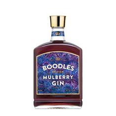 Boodles unveils mulberry gin liqueur