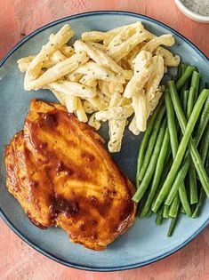 Easy stovetop bbq chicken recipe. The real star of this dish is the quick and easy mac n cheese   More southern inspired dinner meals on hellofresh.com