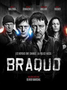 Braquo #Poster Saison 1
