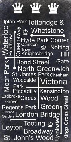 Jan Weiss - London Underground - art prints and posters
