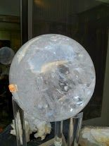 Gorgeous quartz crystal from the Peace Place in Sedona, AZ! Short drive from the Experience Yourself Women's Retreat location. Join us in 2014. www.experienceyourself.net
