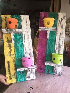 Hecho por Daniela Navarro en el taller de Rosita Perosa