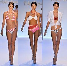 MBFW Swim Beauty Trends