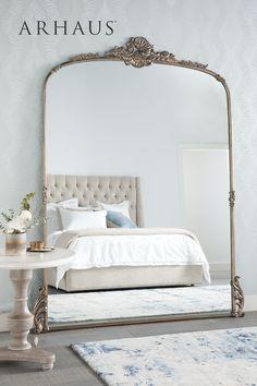 Dream Bedroom, Master Bedroom, Bedroom Decor, Bedroom Ideas, French Country Bedrooms, French Country Decorating, Exterior Design, Interior And Exterior, Shabby Chic Vanity