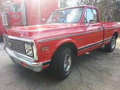 72 chevy pick up