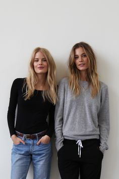 Free People Models Off Duty