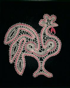 Bobbin Lace Patterns, Fauna, Bobbin Lace, Paper, Tulips