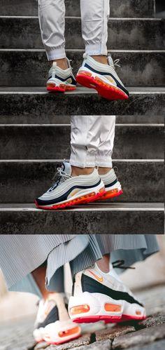 new arrival a8ed9 852b2 Chaussure Nike Air Max 95 Premium pour Femme