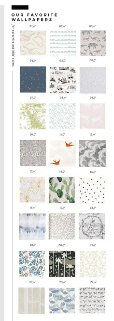 wallpapers for nurseries and kids rooms