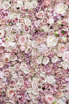 them together to create a larger impact. Blooming silk floral walls create a perfect backdrop and dynamic style to your precious girl's party, no matter what the Deco Floral, Arte Floral, Floral Wall, Floral Design, Flowers Nature, My Flower, Beautiful Flowers, Flower Wall Backdrop, Wall Backdrops