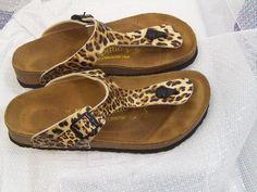 Birkenstock Papillio Gizeh Thong Sandals size 38 US 7-7.5 Womens #Birkenstock #Thong