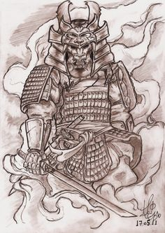 """Samurai """"influenced from another artists"""""""