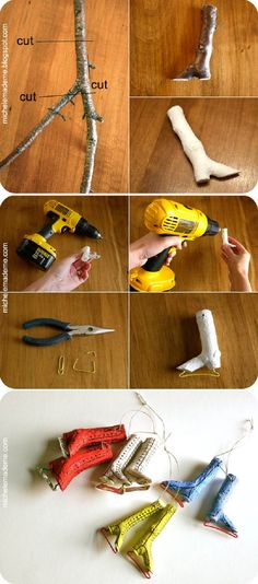 15 Amazing Crafty Ways to Decorate for Holidays! | GleamItUp