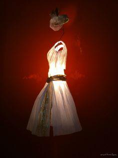 Paper hats and crafts — Georgia Karanika-Karaindrou, a Greek fashion designer