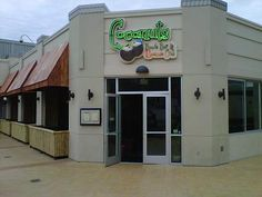 Townsquare - Beach Bar and Mexican grill.  Best Taco Salads and burritos are huge.