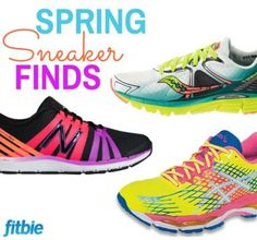 10 Must-Have Sneakers for Your Spring Workouts - The sun is shining, and your sneakers should, too.