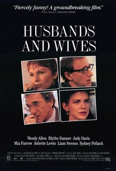 Husbands and Wives Movie (1992)
