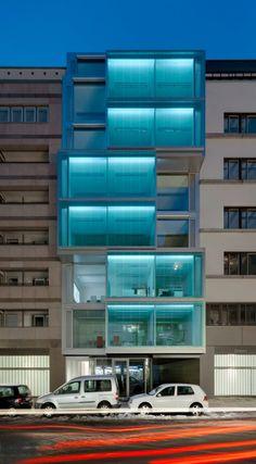 Petersen Architekten - Friedrichstraße 40 - 2010