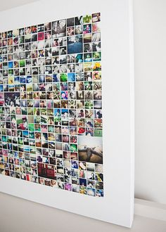 Photographer Cafe — Project Collage I (365 Photo Openings)