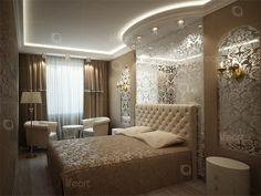 Дизайн спальни в классическом стиле | lifeat.su