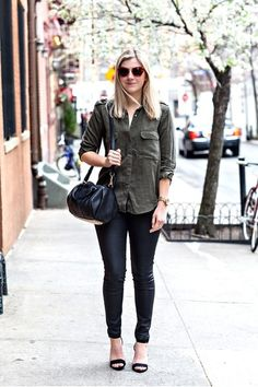 Spring in NYC | A list by thisisjulie | FASHIOLISTA | love your style!