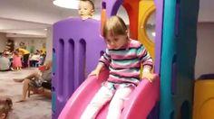 Sala zabaw dla małych dzieci