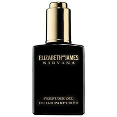So excited about these oils--  Elizabeth and James - Nirvana Black Pure Perfume Oil #sephora
