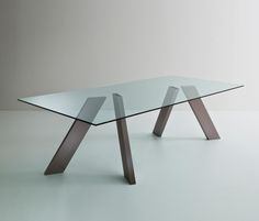 Fix A rectangular table de Former | Mesas comedor