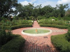 New Orleans Botanical Gardens
