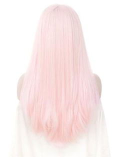 Inspiring Pastel Hair Color Ideas – My hair and beauty Light Pink Hair, Pastel Pink Hair, Pink Wig, Hair Color Pink, Hair Dye Colors, White Ombre Hair, Best Ombre Hair, Pretty Hair Color, Silk Hair