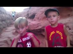 Join the Dyches families as they dangle their kids off cliffs at The Narrows and Dixie Rock in southern Utah.    SUBSCRIBE! ⇨ NEW VIDEOS EVERY WEEK ⇦    Facebook: ELDYCHES  Twitter: ELDYCHES  Pinterest: ELDYCHES     INGREDIENTS  Music: RoyaltyFreeMusicLibrary.com | ‪‪‪http://www.royaltyfreemusiclibrary.com‬‬‬