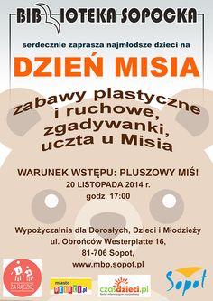 #teddy #bear for #kids #fun #sopot #library