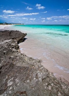 """""""Elbow Cay Beach, Bahamas"""" [This Beach is on the far eastern edge of the Island of Hopetown. It's open Atlantic to the east.]~[Photo by *Larry Zimmer Photography* May 1 2010]  'h4d' 120818"""