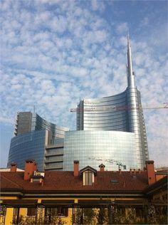Area Garibaldi-Repubblica, Milano, 2012