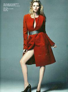 Lara Stone, Korean Vogue