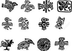 The meaning of this Aztec symbol was power, strength and